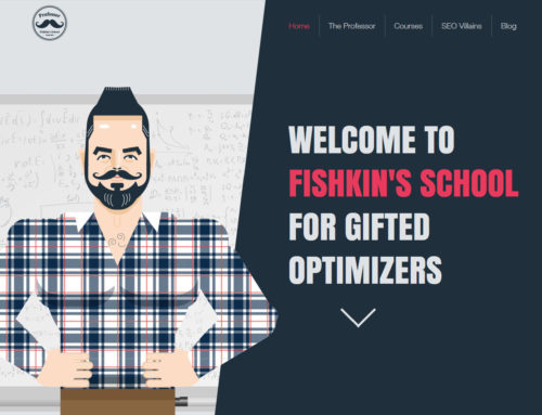 SEO Hero School : Rand Fishkin en association avec Wix ?